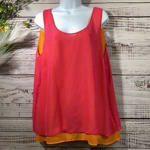 Relativity Lightweight Blouse Sleeveless